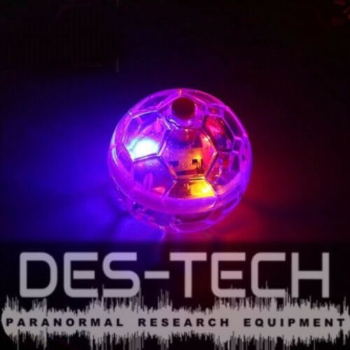 My Son Jeremy Interacted With Me Using The Des-Tech Light Sphere